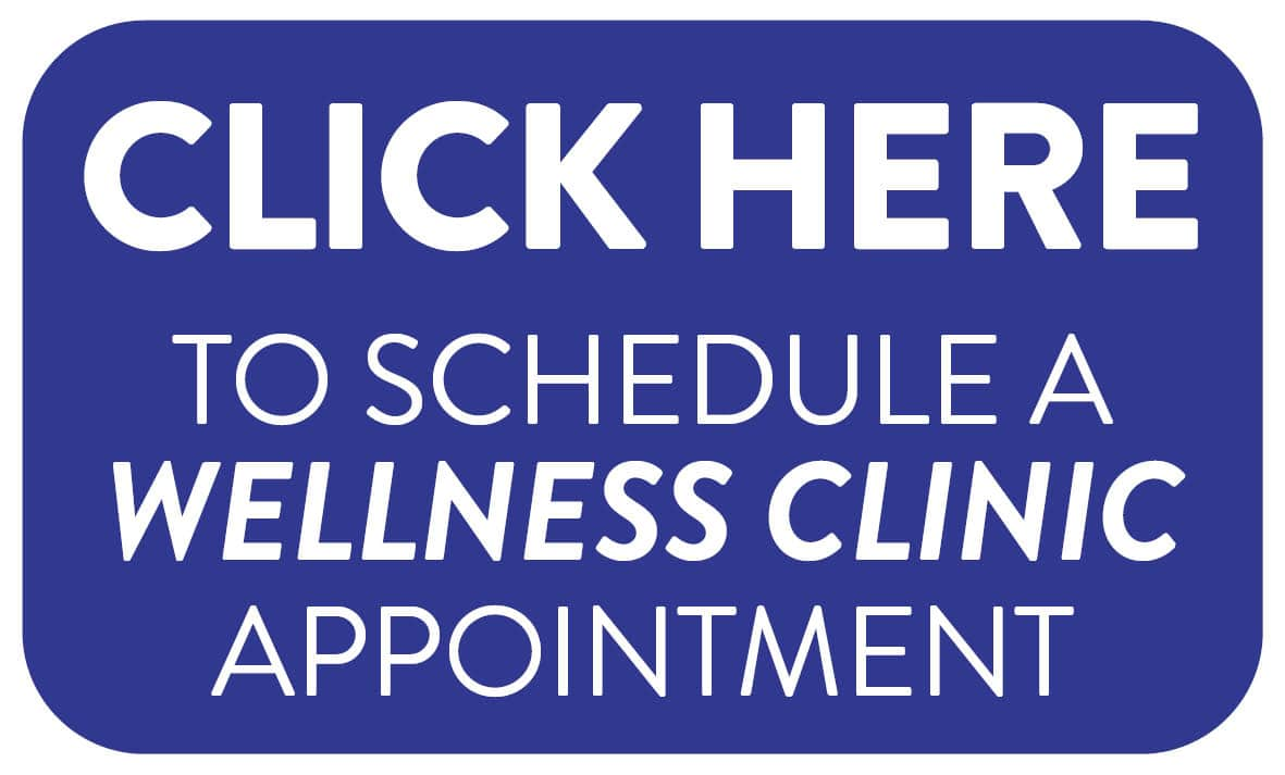 Wellness Clinic Appointment Button